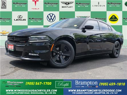 2015 Dodge Charger SXT (Stk: 1494) in Mississauga - Image 1 of 26