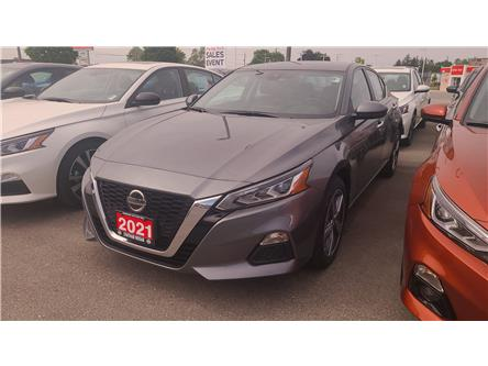 2021 Nissan Altima 2.5 SE (Stk: M0187) in Chatham - Image 1 of 5