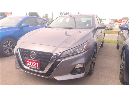2021 Nissan Altima 2.5 Platinum (Stk: M0209) in Chatham - Image 1 of 9