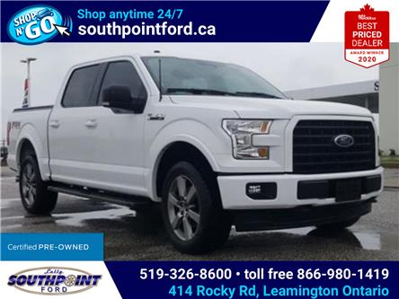 2017 Ford F-150 XLT (Stk: S10635A) in Leamington - Image 1 of 26