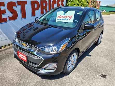 2020 Chevrolet Spark 1LT CVT (Stk: 21-194) in Oshawa - Image 1 of 15