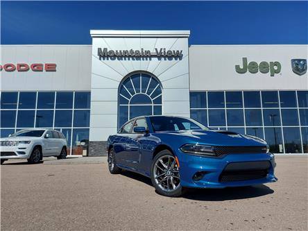 2021 Dodge Charger GT (Stk: AM082) in Olds - Image 1 of 24