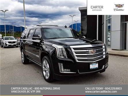 2017 Cadillac Escalade ESV Platinum (Stk: 975520) in North Vancouver - Image 1 of 26