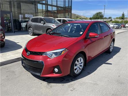 2016 Toyota Corolla S (Stk: T21168A) in Kamloops - Image 1 of 27