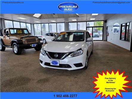 2018 Nissan Sentra 1.8 SV (Stk: 301982) in Dartmouth - Image 1 of 23