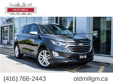 2018 Chevrolet Equinox Premier (Stk: 182920U) in Toronto - Image 1 of 26