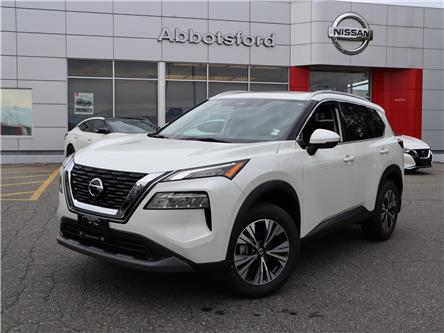 2021 Nissan Rogue SV (Stk: A21194) in Abbotsford - Image 1 of 28