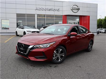 2021 Nissan Sentra SV (Stk: A21192) in Abbotsford - Image 1 of 29