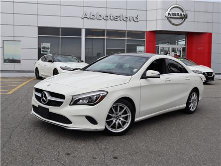 2018 Mercedes-Benz CLA 250 Base (Stk: A21168A) in Abbotsford - Image 1 of 30