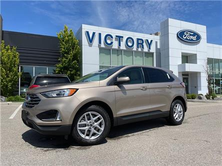 2021 Ford Edge SEL (Stk: VEG20332) in Chatham - Image 1 of 16