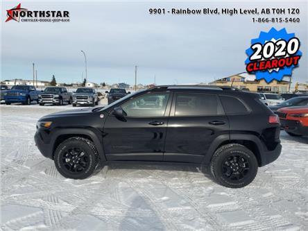 2020 Jeep Cherokee Trailhawk (Stk: TT156) in  - Image 1 of 19