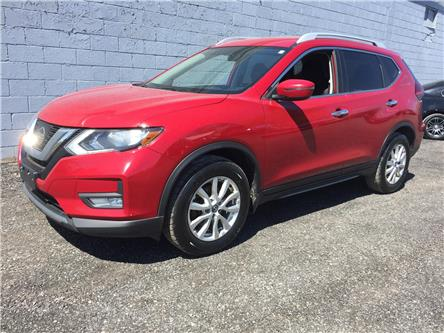 2017 Nissan Rogue  (Stk: 3416) in Belleville - Image 1 of 11