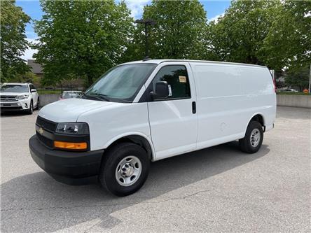 2020 Chevrolet Express 2500 Work Van (Stk: U16721) in Goderich - Image 1 of 17