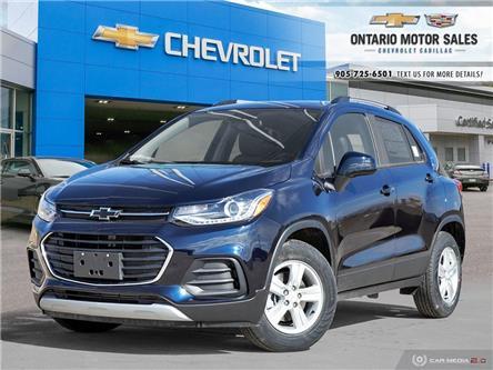 2021 Chevrolet Trax LT (Stk: T1339842) in Oshawa - Image 1 of 17