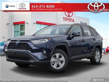 2021 Toyota RAV4 Hybrid XLE (Stk: 91197) in Ottawa - Image 1 of 24
