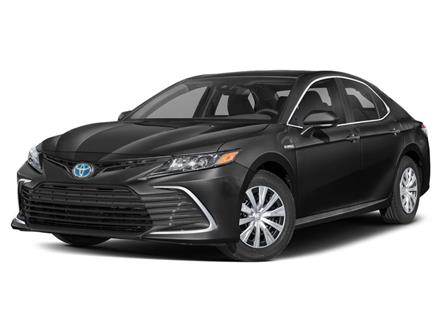 2021 Toyota Camry Hybrid LE (Stk: D211379) in Mississauga - Image 1 of 9