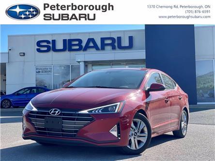 2019 Hyundai Elantra  (Stk: SP0432A) in Peterborough - Image 1 of 30