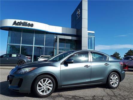 2012 Mazda Mazda3 GX (Stk: P6010A) in Milton - Image 1 of 15