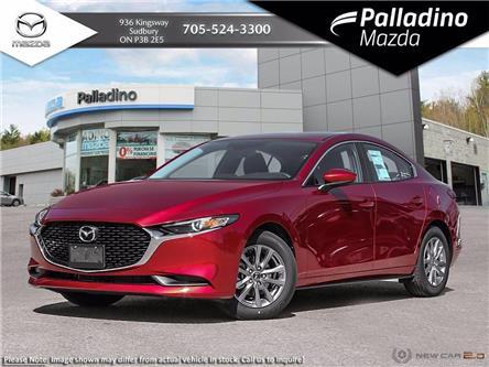 2021 Mazda Mazda3 GX (Stk: 8074) in Greater Sudbury - Image 1 of 23