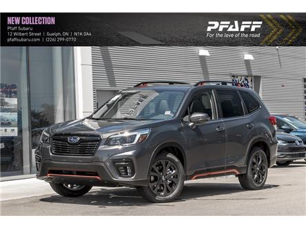 2021 Subaru Forester Sport (Stk: S01118) in Guelph - Image 1 of 10