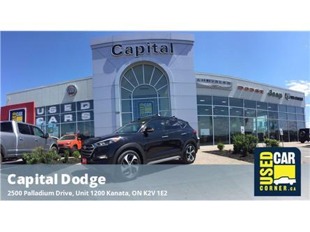 2017 Hyundai Tucson SE (Stk: M00159A) in Kanata - Image 1 of 25