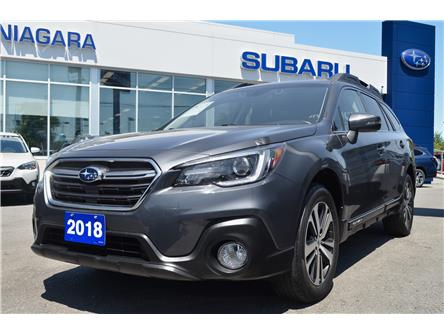 2018 Subaru Outback 2.5i Limited (Stk: S5922A) in St.Catharines - Image 1 of 25