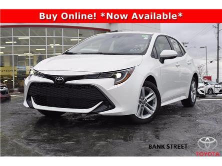 2021 Toyota Corolla Hatchback Base (Stk: 19-29201) in Ottawa - Image 1 of 23