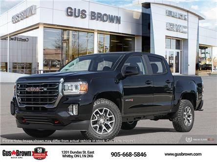 2021 GMC Canyon AT4 w/Cloth (Stk: 1244079) in WHITBY - Image 1 of 23