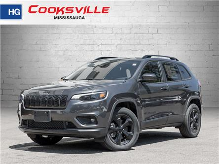 2021 Jeep Cherokee Altitude (Stk: MD143452) in Mississauga - Image 1 of 20