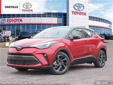 2021 Toyota C-HR Limited (Stk: 21417) in Oakville - Image 1 of 22