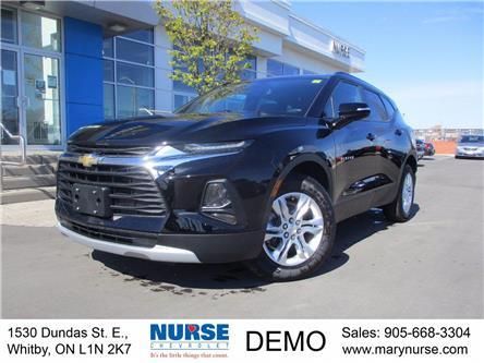 2021 Chevrolet Blazer LT (Stk: 21E008) in Whitby - Image 1 of 27