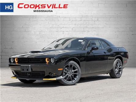 2021 Dodge Challenger GT (Stk: MH600378) in Mississauga - Image 1 of 23