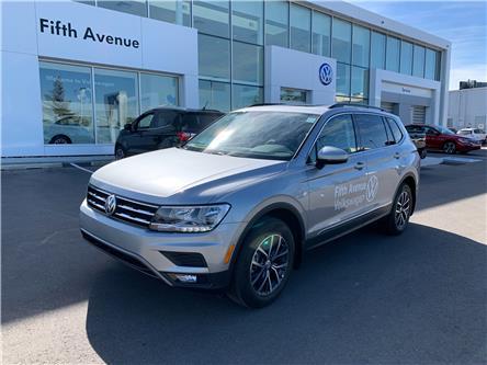 2021 Volkswagen Tiguan Comfortline (Stk: 21043) in Calgary - Image 1 of 15