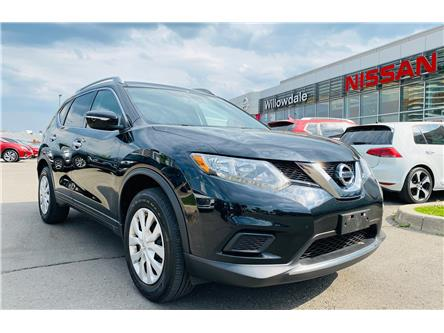 2015 Nissan Rogue SV (Stk: N2041A) in Thornhill - Image 1 of 21