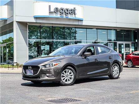2017 Mazda Mazda3 GS (Stk: 2528A) in Burlington - Image 1 of 19