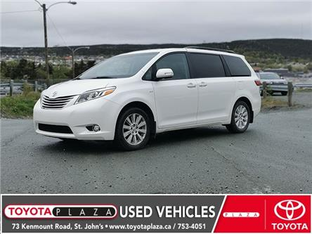 2016 Toyota Sienna Limited 7-Passenger (Stk: 40313A) in ST. JOHN'S - Image 1 of 4