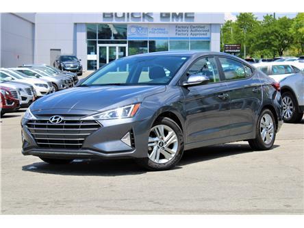 2020 Hyundai Elantra Preferred (Stk: R12836) in Toronto - Image 1 of 31