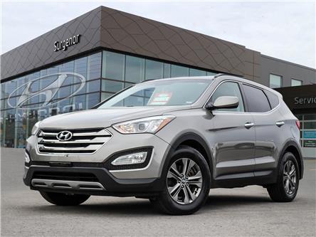 2013 Hyundai Santa Fe Sport  (Stk: S20469A) in Ottawa - Image 1 of 27