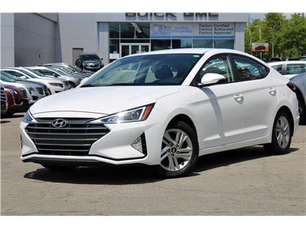 2020 Hyundai Elantra Preferred (Stk: R12843) in Toronto - Image 1 of 31