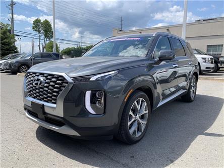 2021 Hyundai Palisade Preferred (Stk: S20073) in Ottawa - Image 1 of 21