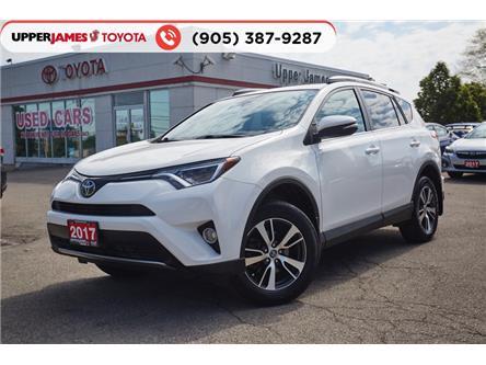 2017 Toyota RAV4 XLE (Stk: 64006) in Hamilton - Image 1 of 21