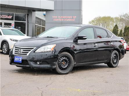 2013 Nissan Sentra  (Stk: P2047A) in Markham - Image 1 of 26