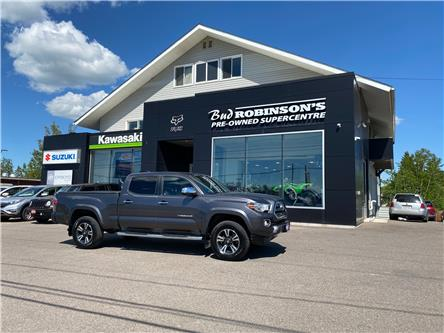 2017 Toyota Tacoma Limited (Stk: ) in Sault Ste. Marie - Image 1 of 35