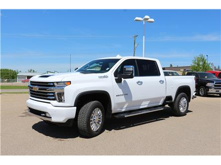 2021 Chevrolet Silverado 2500HD High Country (Stk: MP096) in Rocky Mountain House - Image 1 of 29
