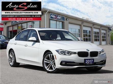 2017 BMW 320i xDrive (Stk: 1T7C3Y21) in Scarborough - Image 1 of 28