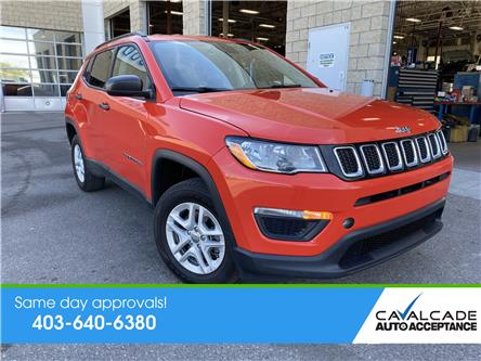 2018 Jeep Compass Sport (Stk: R61749) in Calgary - Image 1 of 20