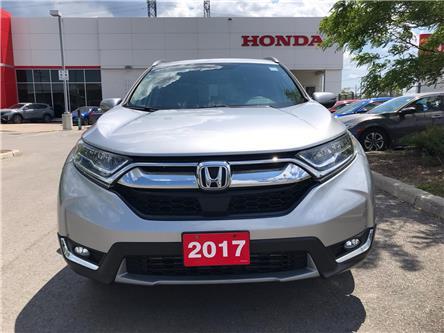 2017 Honda CR-V Touring (Stk: 29549L) in Ottawa - Image 1 of 12