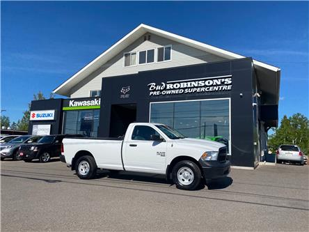 2019 RAM 1500 Classic ST (Stk: ) in Sault Ste. Marie - Image 1 of 23
