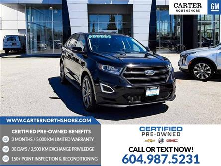 2017 Ford Edge Sport (Stk: 975252) in North Vancouver - Image 1 of 29