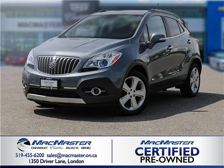 2015 Buick Encore Convenience (Stk: 215084A) in London - Image 1 of 10